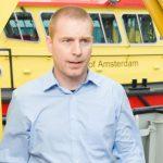 Interview HSE Port of Amsterdam Eric van der Steen