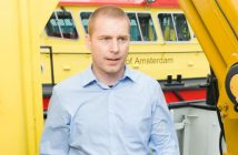 Interview HSE Port of Amsterdam Eric van der Steen