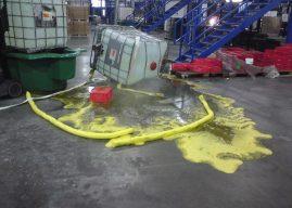 Toename bedrijfsongevallen met chemische stoffen