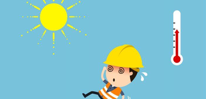 Werken in warme omstandigheden