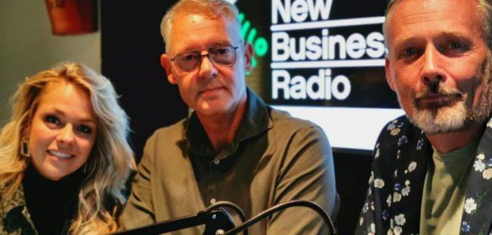 New Business Radio: Interview Ronald Hanstede van Avalex chemische veiligheid op de werkplek.
