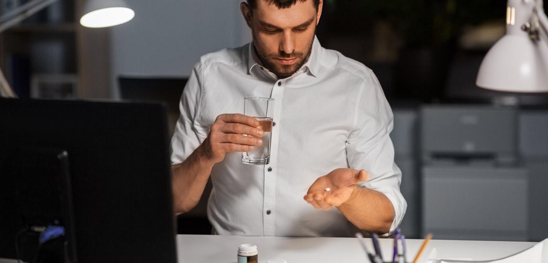 drank en drugs op werk