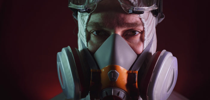 werken met straling
